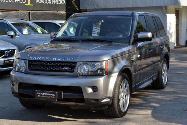 Land Rover Range Rover Range Rover Sport 3.0 año 2011