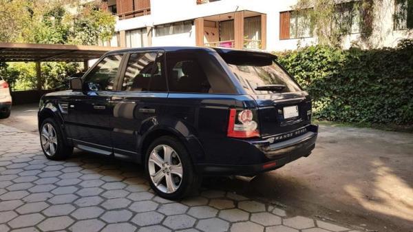 Land Rover Range Rover Sport 5.0 año 2011