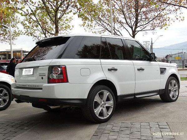 Land Rover Range Rover SPORT SUPERCHARGER 5.0 V8 año 2011