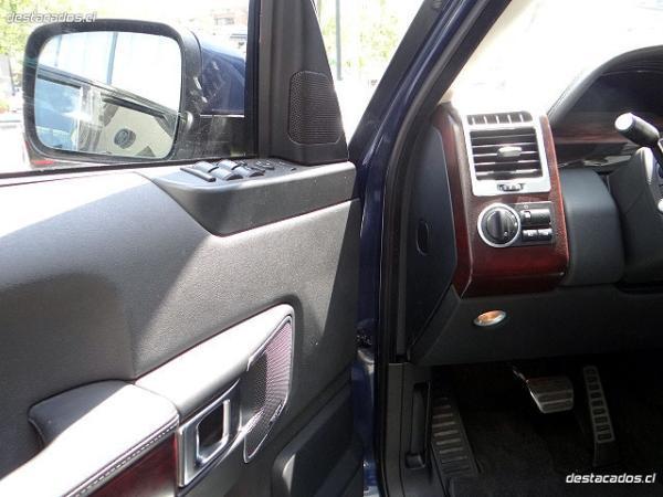 Land Rover Range Rover V8SC año 2011