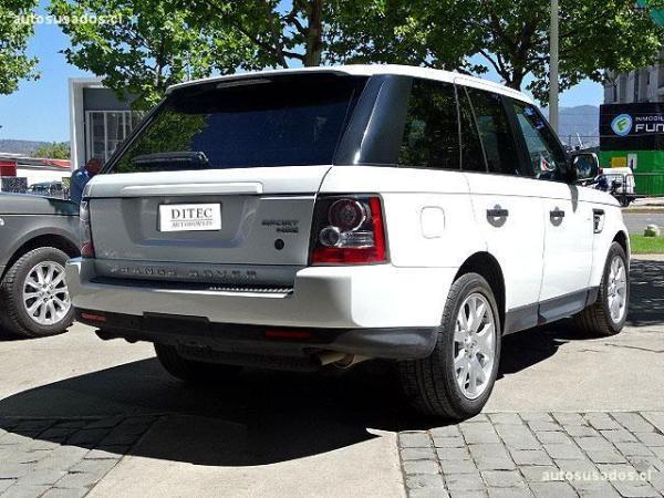 Land Rover Range Rover SPORT HSE 5.0 V8 año 2011