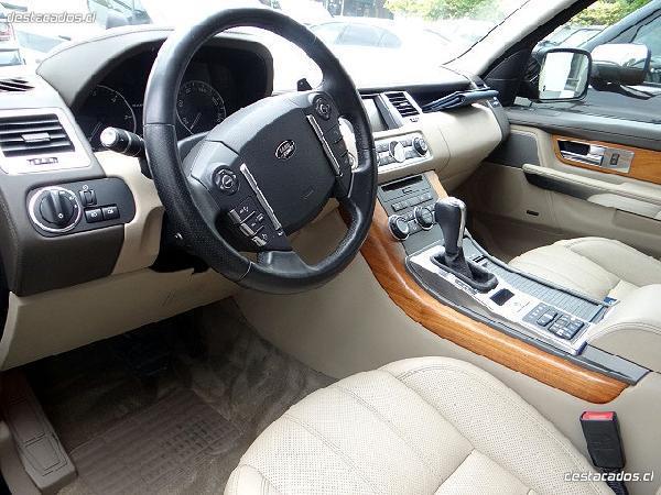 Land Rover Range Rover SPORT HSE año 2012