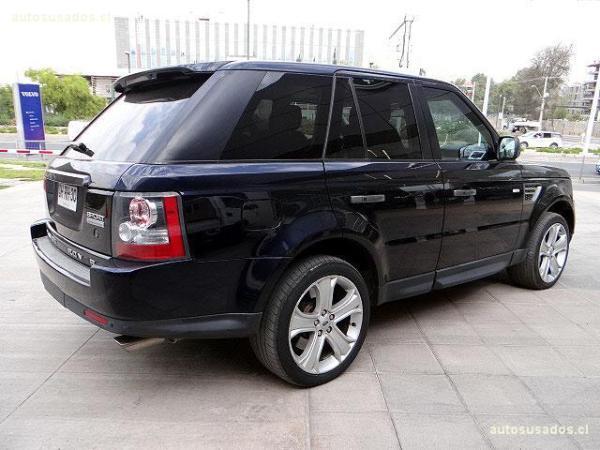 Land Rover Range Rover SPORT año 2012