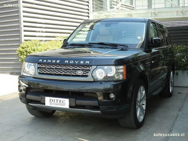 Land Rover Range Rover SPORT SUPERCHARGER 5.0 año 2012
