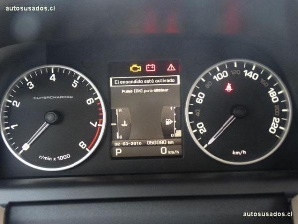 Land Rover Range Rover SPORT SUPERCHARGER 5.0 año 2012