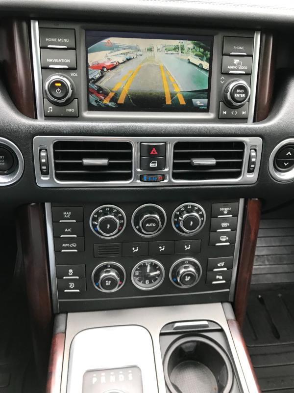Land Rover Range Rover 4.4 v8 Vogue año 2012