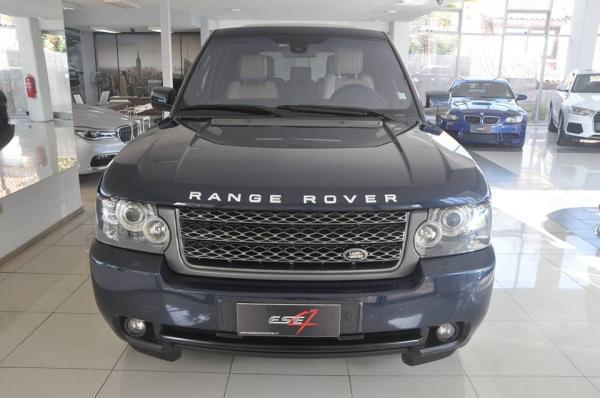 Land Rover Range Rover Vogue V8 TDI año 2012
