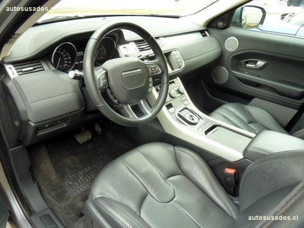 Land Rover Range Rover EVOQUE T PURE SE año 2012