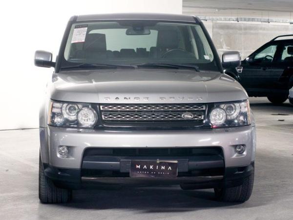 Land Rover Range Rover V6 3.0 4X4 año 2013