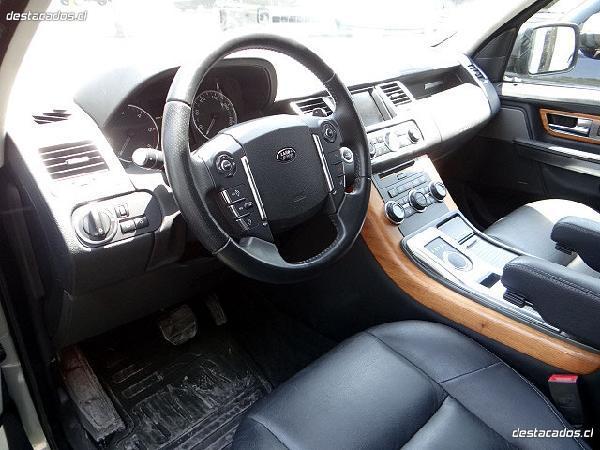 Land Rover Range Rover SE año 2013