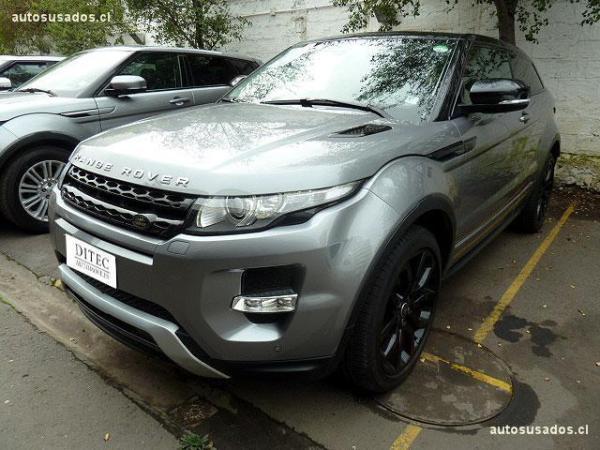 Land Rover Range Rover EVOQUE T DYNAMIC año 2013