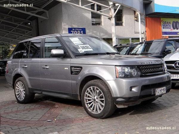 Land Rover Range Rover SPORT 3.0 año 2013