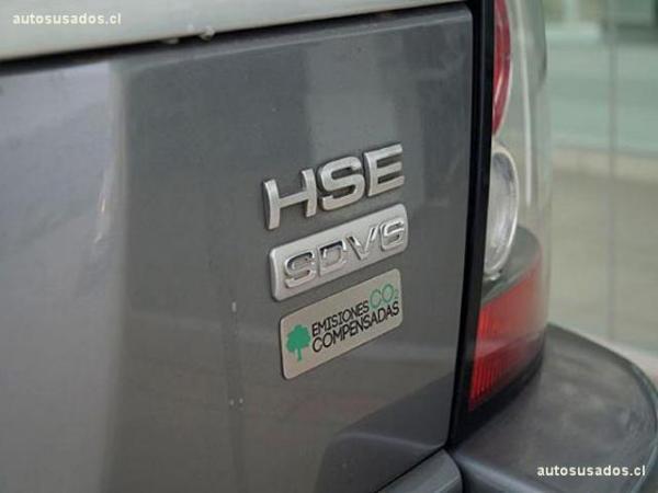 Land Rover Range Rover SPORT 3.0 HSE SDV6 año 2013