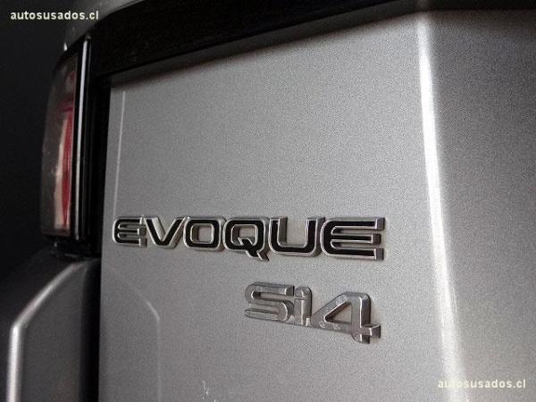 Land Rover Range Rover EVOQUE Si4 2.0 año 2013