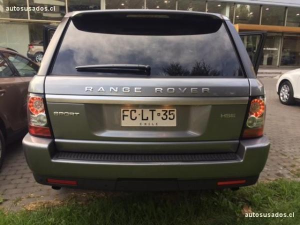 Land Rover Range Rover SPORT HS5 5.0 V8 año 2013
