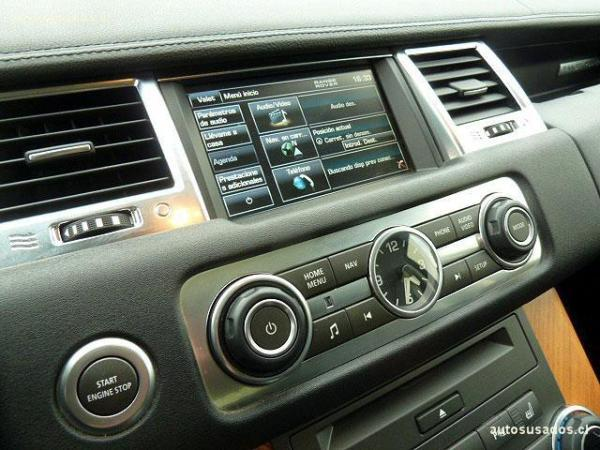 Land Rover Range Rover SE SDV6 año 2013