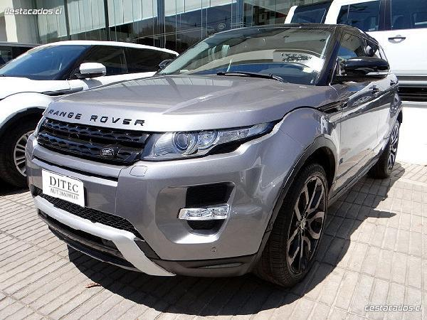 Land Rover Range Rover EVOQUE DYNAMIC año 2013