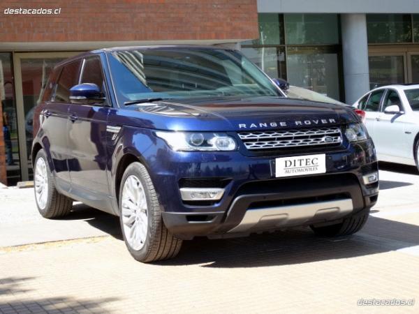 Land Rover Range Rover SPORT HSE año 2014