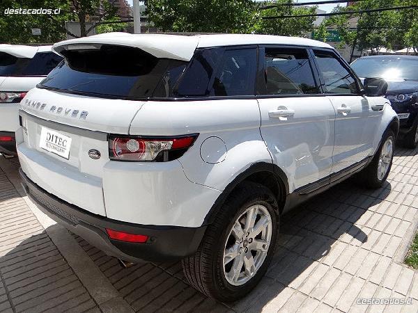 Land Rover Range Rover PURE SE año 2014
