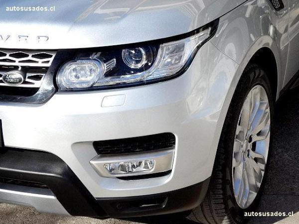 Land Rover Range Rover HSE año 2014