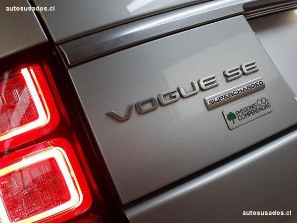 Land Rover Range Rover VOUGE SUPERCHARGER año 2014