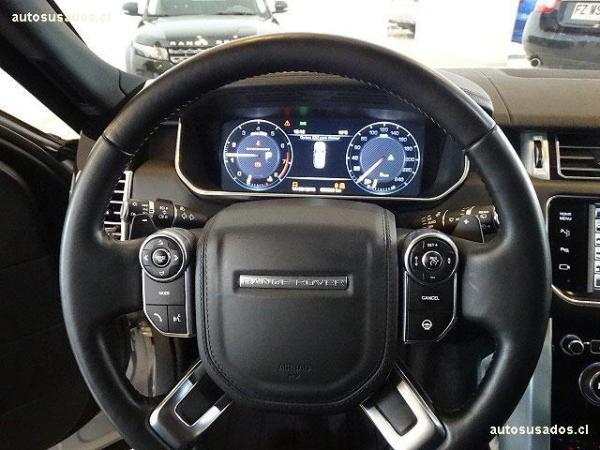 Land Rover Range Rover VOUGE SUPERCHARGER año 2014