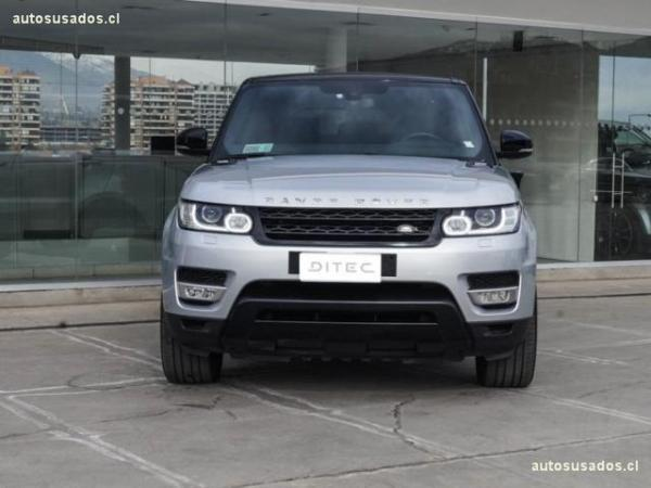 Land Rover Range Rover SPORT HSE S/C V6 año 2014