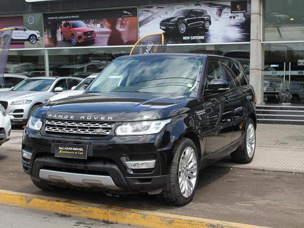 Land Rover Range Rover RANGER ROVER SPORT 3.0 año 2014