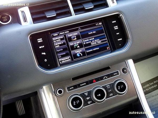 Land Rover Range Rover SE SDV6 año 2014