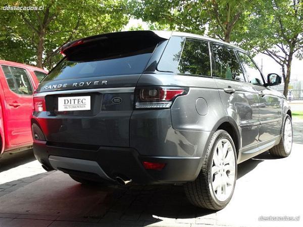 Land Rover Range Rover SPORT 5.0 SUPERCHARGER año 2014