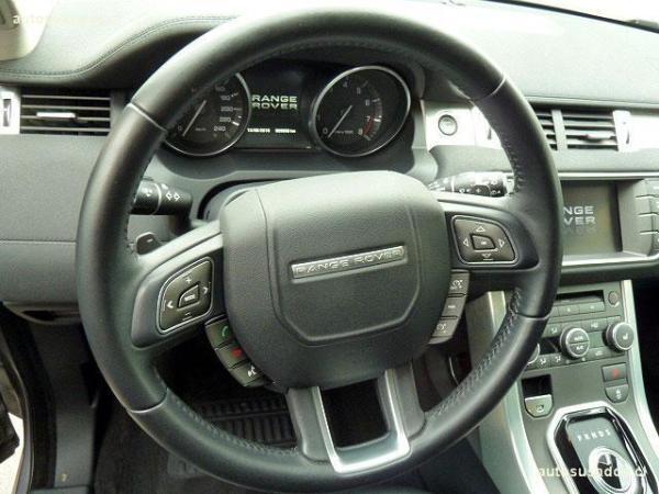 Land Rover Range Rover EVOQUE PURE SE año 2014