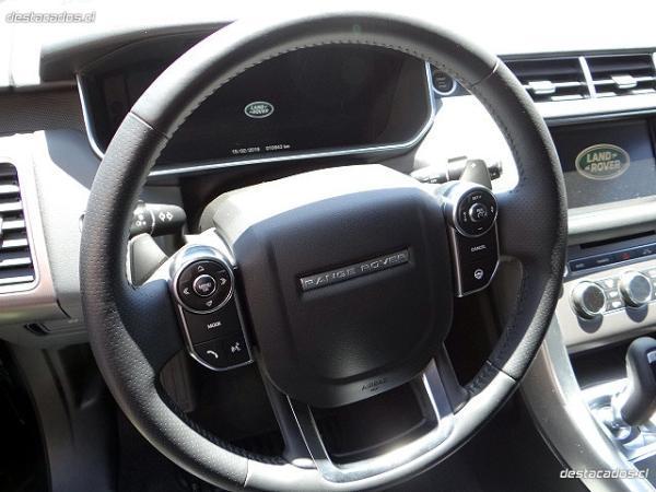 Land Rover Range Rover SPORT año 2014