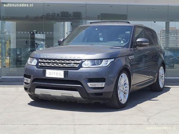 Land Rover Range Rover SPORT 3.0 SDV6 HSE año 2014
