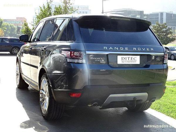 Land Rover Range Rover 3.0 SPORT SDV6 HSE año 2014