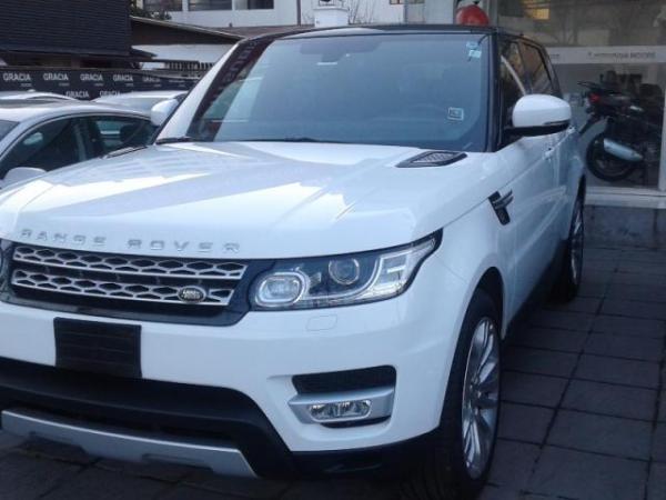 Land Rover Range Rover SPORT HSE SDV6 3.0 año 2014