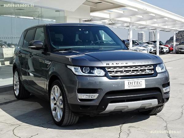 Land Rover Range Rover SUPERCHARGER año 2015