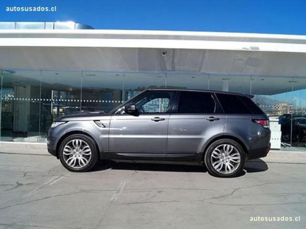Land Rover Range Rover SPORT 3.0 HSE SDV6 año 2015