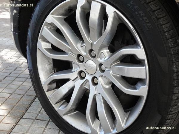 Land Rover Range Rover SPORT HSE SDV6 año 2015