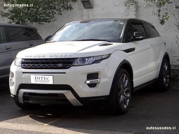 Land Rover Range Rover EVOQUE DYNAMIC año 2015