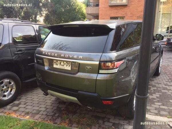 Land Rover Range Rover SPORT HSE año 2015