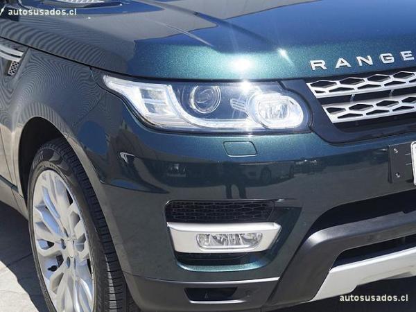 Land Rover Range Rover 3.0 HSE año 2015