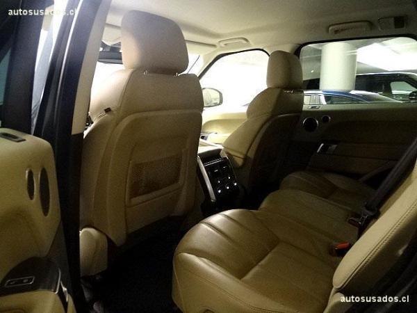 Land Rover Range Rover SPORT SE 3.0 año 2015
