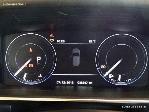 Land Rover Range Rover VOGUE 3.0 SDV6 año 2015