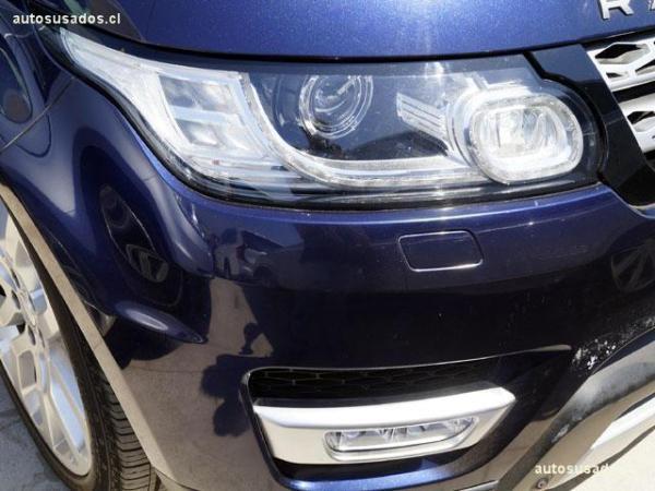 Land Rover Range Rover SPORT año 2016
