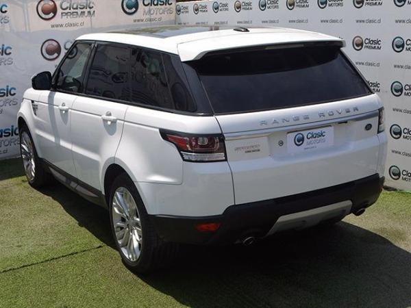 Land Rover Range Rover SPORT HSE año 2016