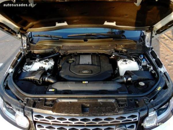 Land Rover Range Rover Sport 3.0 - año 2017