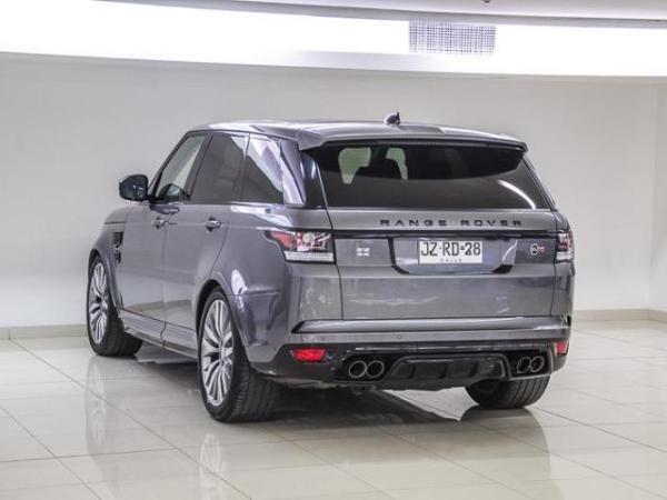 Land Rover Range Rover SVR año 2018