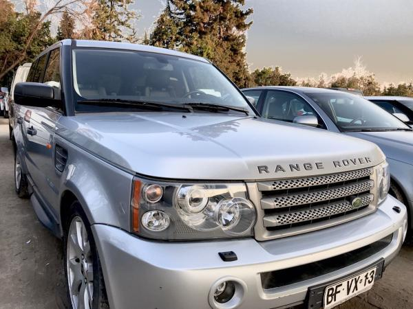 Land Rover Ranger Rover Sport 2.7 AT AWD año 2008