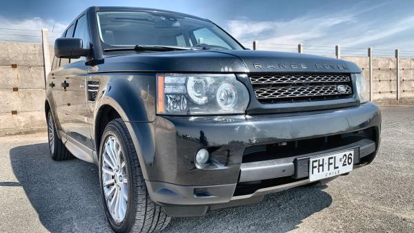 Land Rover Ranger Rover Sport 5.0 SPORT 4X4 SE AT año 2013