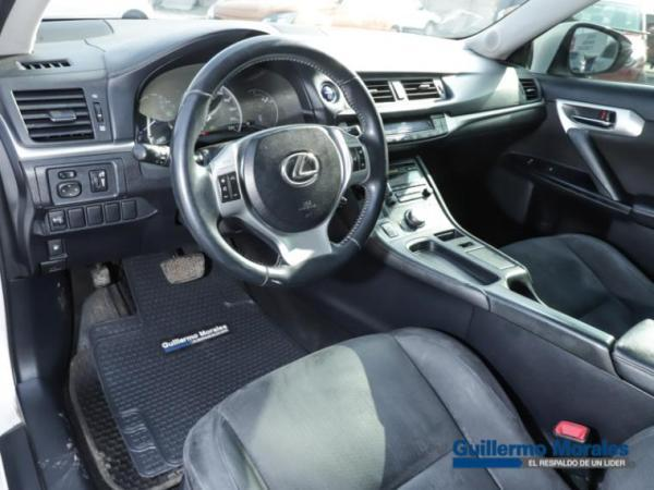 Lexus CT200 NEW HS HB 1.8 año 2012